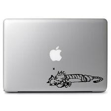 Calvin & Hobbes Cuddle for Macbook Air Pro 11 13 15 Laptop Vinyl Decal Sticker