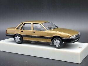 Trax TR16 1986 Holden VL Commodore Chardonnay  Metallic 1/43 Scale Diecast Model
