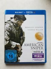 American Sniper [Blu-ray] von Eastwood, Clint | DVD | Zustand gut