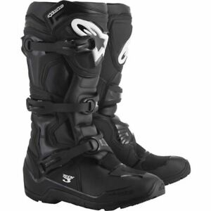 Alpinestars Tech 3 Enduro Boots - Black, All Sizes