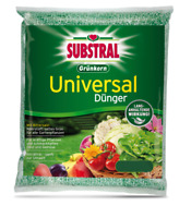 SUBSTRAL 3 kg Grünkorn NPK 10-6-10 +2 Mg + 19 S Universaldünger