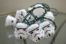10 Star Wars Original Trilogy Storm Trooper Novelty String Christmas Lights