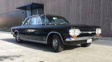 CORVAIR MONZA TURBO Coupé BJ 1964 150 PS luftgekühlter 6Zyl. Boxer 911 Tüv 2019