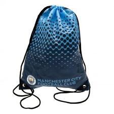 Manchester City FC Gym Bag - Official Merchandise
