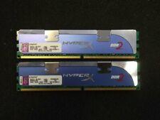 Kingston HyperX 4 GB (2x2GB) KHX8500D2/2G 240pin DDR2-1066 PC2-8500   #28640
