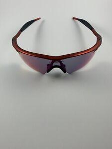 Oakley M Frame FMJ Red Positive Red Iridium Hybrid RARE