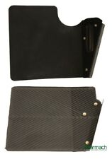 Rear Mud Flaps (with brackets) - Defender 90 - CAT500410PMAR / CAT500540PMAR