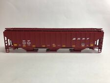 Atlas O Trainman 4750 Hopper - Missing Trucks & Couplers- BNSF