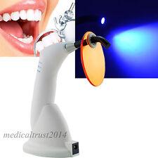 CE 5W Dental Wireless Curing Light LED lámpara de curado 1500mw Gun model
