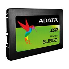 ADATA SU650 120GB 3D NAND 2.5 inch SATA III High Speed SSD Solid State Drive