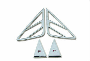 Chrome C-Pillar  Molding For Hyundai Tucson ix  ( 2009~ 2013 ) /////