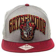 Officiel harry Potter Gryffindor crest logo casquette réglable chapeau