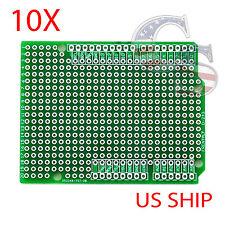 10x Prototype PCB for Arduino UNO R3 Shield Board DIY Breadboard