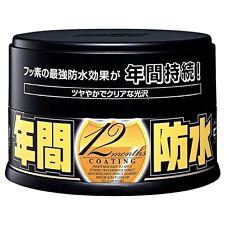 Soft99 Fusso Coat 12M black Versiegelung mit PTFE 200g  12,35EUR/100 Gramm