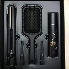GHD Glätteisen classic V Gold +Paddle Brush+Hitzeschutz Produkt+Clipse