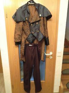 Steampunk Kostüm, Größe 48, nur einmal getragen