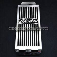 Radiator Grill Cover Guard For Honda Shadow Aero VT 400 750 Spirit VT75C2 Chrome