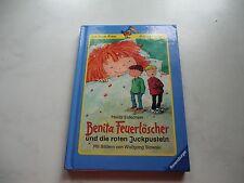 der blaue Rabe---Benita Feuerlöscher und die roten Juckpusteln--Erster Lesespaß