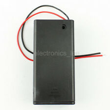 9V Battery Holder with ON/OFF Switch Power Toggle for Arduino