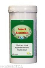 INSECT ESSENTIALS SUPPLEMENT FOR SOFTBILLS 400G FROM THE BIRDCARE COMPANY