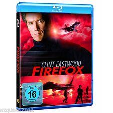 Firefox [Blu-ray] Clint Eastwood, Klaus Löwitsch, Freddie Jones  * NEU & OVP *