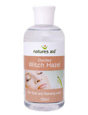 Natures Aid Witch Hazel 150ml Pack of 2