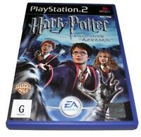 Harry Potter and the Prisoner of Azkaban PS2 PAL *Complete*