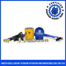 Sinister Diesel Coolant Filtration System for Ford Powerstroke 2003-2007 6.0L