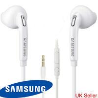 Samsung Galaxy s5 s6 s7 s8 Edge Note 3 4 5 7 Headphones Earphones Handsfree #UK