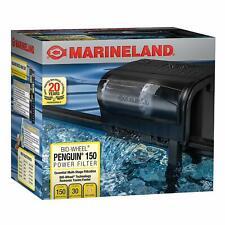 Marineland Penguin 150GPH Power Filter 20 To 30 Gallon 150 GPH Size B New