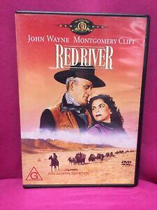 RED RIVER - DVD R4 - John Wayne, Montgomery Clift, Walter Brennan