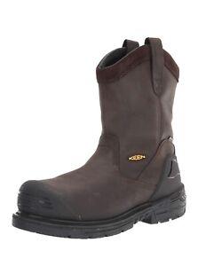 KEEN Utility CSA Philadelphia Wellington Carbon Toe Waterproof Boots Mens 11 EE