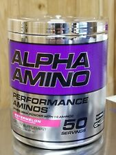 Cellucor Alpha Amino Watermelon 50 Servings Performance BCAA