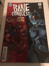 BANE: CONQUEST #5 - GRAHAM NOLAN ART & COVER - DC COMICS/2017
