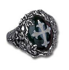 Alchemy Gothic Anello  R76 Cemetary - Ring