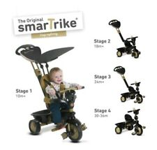 Smart Trike Dream 4-in-1 Touch Steering Trike - Gold. New In Box