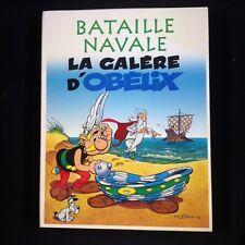 ASTERIX : LA GALERE D'OBELIX -JEU BATAILLE NAVALE