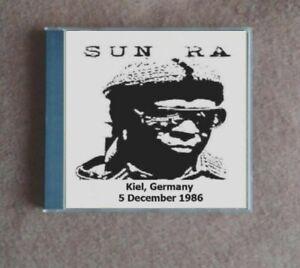 SUN RA ARKESTRA - Concert in Kiel 1986