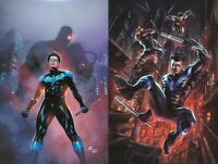 DC Comics NightWing #75 Joker War Main+Alan Quah Variant NM 10/20/2020 Pre-Sale