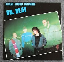 Miami Sound Machine, Dr Beat / when someone comes into your life, SP - 45 tours