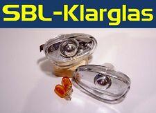 Alfa 145 146 155 Seitenblinker KLARGLAS Seitenblinker Blinker SET - Neu