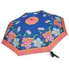 """Flower Garden Folding Compact Auto Open & Close Umbrella 44"""""""