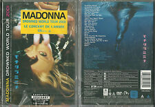 RARE / DVD - MADONNA : EN CONCERT LIVE WORLD TOUR / NEUF EMBALLE - NEW & SEALED