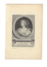 Originaldrucke (bis 1800) aus Frankreich mit Porträt & Persönlichkeiten