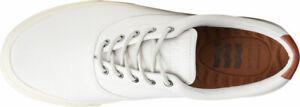 Sperry Striper Men's Plush Wave CVO Sneaker Men's Shoes in White-8M