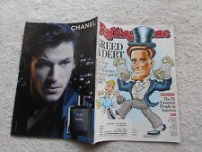 ROLLING STONE  Magazine-SEPTEMBER 13,2012-GREED & DEBT