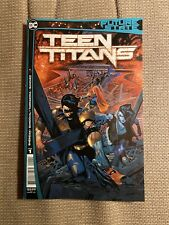 Future State Teen Titans #1 Cover A 1st Appearance Red X