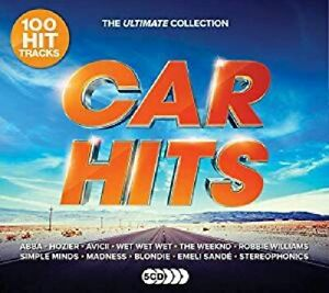Car Hits- Driving Songs (2019) - The Ultimate Collection New Sealed E