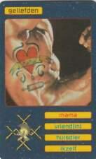 Telefoonkaart Phonecard KPN Telecom SFOR kwartet - Geliefden / Mama