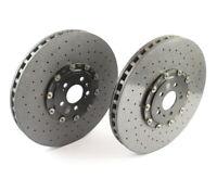 Audi SQ7 Q7 Bremsscheiben Set vorne Keramik Ceramic brake disc 4M0615301F + 4M06